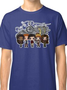 Firefly - Serenity and Crew Classic T-Shirt