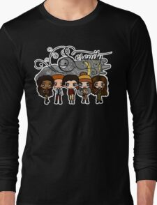Firefly - Serenity and Crew Long Sleeve T-Shirt