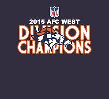 Denver Broncos - 2015 AFC West Champions Unisex T-Shirt