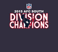 Houston Texans - 2015 AFC South Champions Unisex T-Shirt