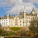 Dunrobin Castle by mfsutherland