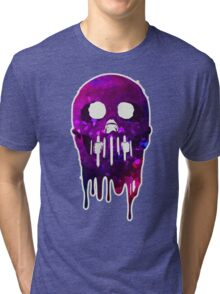 Speak No Evils - Indigo Souls Tri-blend T-Shirt