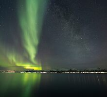Nightview I by Frank Olsen