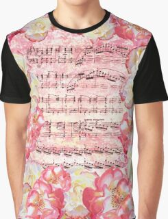 Waltz Of The Flowers Sweet Roses Graphic T-Shirt
