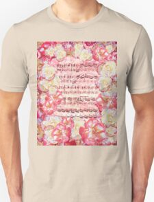 Waltz Of The Flowers Sweet Roses T-Shirt