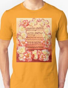 Waltz Of The Flowers Dancing Roses T-Shirt