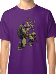 Turtle Power DON Classic T-Shirt