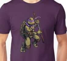 Turtle Power DON Unisex T-Shirt