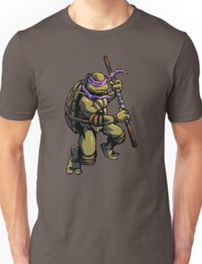 Turtle Power DON T-Shirt