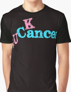 Fuck Cancer Graphic T-Shirt
