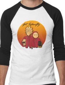 Get Schwifty (Daft Vers.) Men's Baseball ¾ T-Shirt