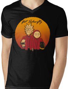 Get Schwifty (Daft Vers.) Mens V-Neck T-Shirt