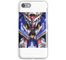 The first Gundam 00 Goodies iPhone Case/Skin