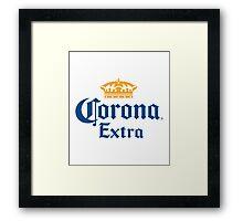Corona Extra [Beer] Framed Print