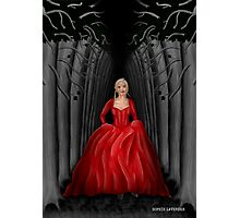 Emma Swan Once Upon A Time Photographic Print