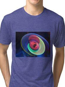 Elliptical Tri-blend T-Shirt