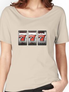 Slot Machine Women's Relaxed Fit T-Shirt