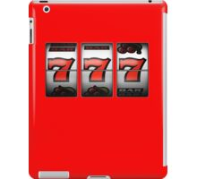 Slot Machine iPad Case/Skin