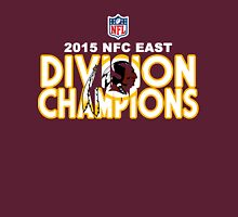 Washington Redskins - 2015 NFC East Champions Unisex T-Shirt
