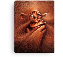 What's Wrong With You? Canvas Print