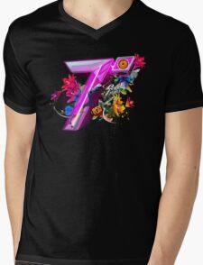 Tobu Good Times & Such Fun Mens V-Neck T-Shirt