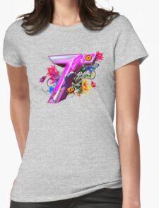 Tobu Good Times & Such Fun Womens Fitted T-Shirt