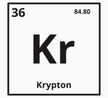 Element Krypton Kids Tee