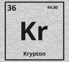Element Krypton (Kryptonite) One Piece - Long Sleeve