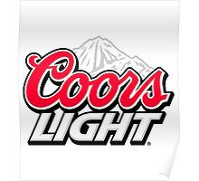 Coors Light [Beer] Poster