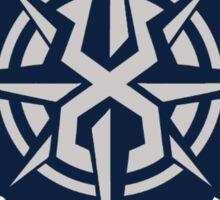 Star Helix Security Sticker
