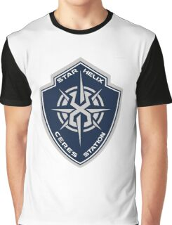Star Helix Security Graphic T-Shirt