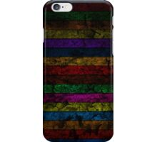 Dead colours iPhone Case/Skin