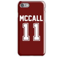 TEEN WOLF - SCOTT MCCALL #11 iPhone Case/Skin