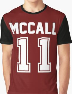 TEEN WOLF - SCOTT MCCALL #11 Graphic T-Shirt