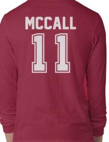 TEEN WOLF - SCOTT MCCALL #11 Long Sleeve T-Shirt