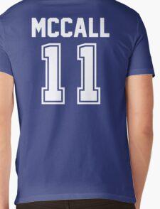 TEEN WOLF - SCOTT MCCALL #11 Mens V-Neck T-Shirt