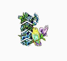 Kolibri by benocsart Womens Fitted T-Shirt