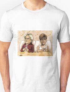 Ken and Deirdre Barlow Unisex T-Shirt