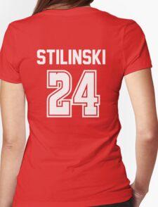 TEEN WOLF - STILES STILINSKI #24 Womens Fitted T-Shirt