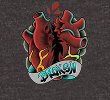 Broken Hearted Unisex T-Shirt