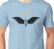 Outlining an Angel Unisex T-Shirt