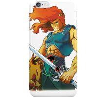 Lion O iPhone Case/Skin