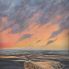 sundown, Ona Beach by resonanteye