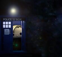 The good Doctor in space by storiesbylight