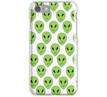 Peridot Alien Boxers iPhone Case/Skin