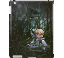 Clever Girl iPad Case/Skin