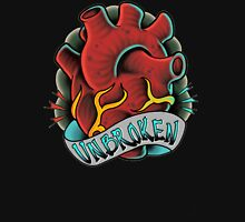Unbroken Hearted Unisex T-Shirt