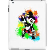 Inkling Boy - Splatter iPad Case/Skin