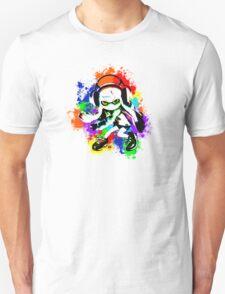 Inkling Girl - Splatter T-Shirt