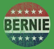 Bernie 2016 Shirt - Retro Bernie Sanders Vote Button T Shirt  Kids Tee